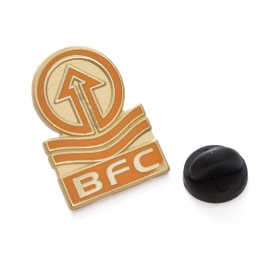 Tower Power Pin Badge
