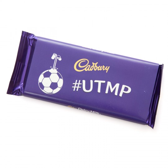#UTMP Cadburys Chocolate Bar - 110g