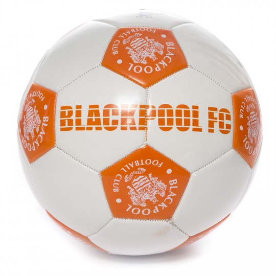 Blackpool F.C Panel Size 1 Football