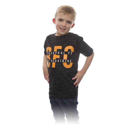 Gate Junior T Shirt BFC Print