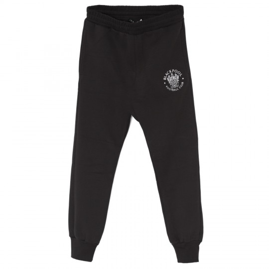 Junior Sweat Pants Black