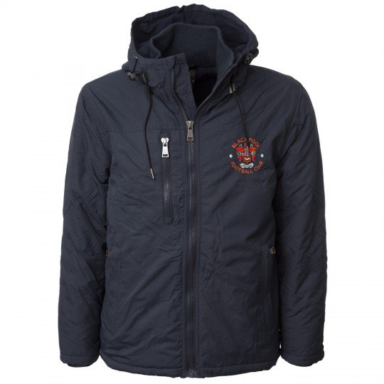 Adult Elliot Navy Coat