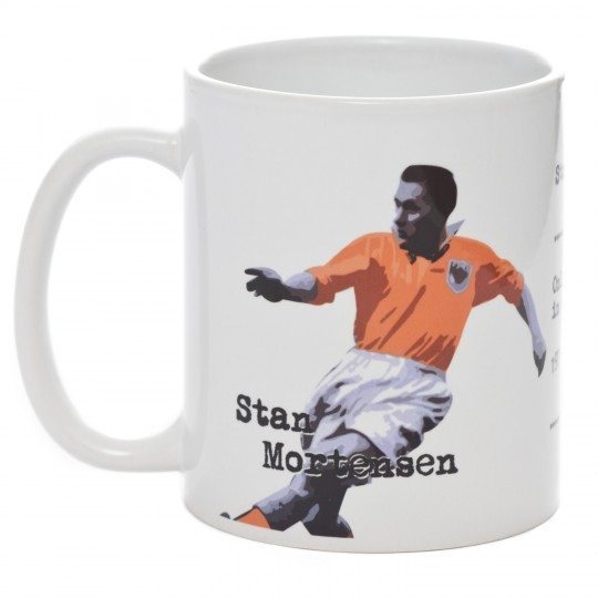 Legend Mug Stan Mortensen