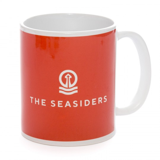 Seasider Tower Mug Tangerine