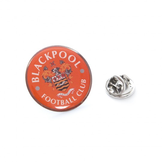 Tangerine Crest Badge