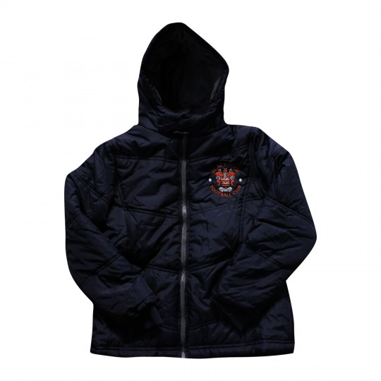Junior Panther Navy Coat with embroided Crest