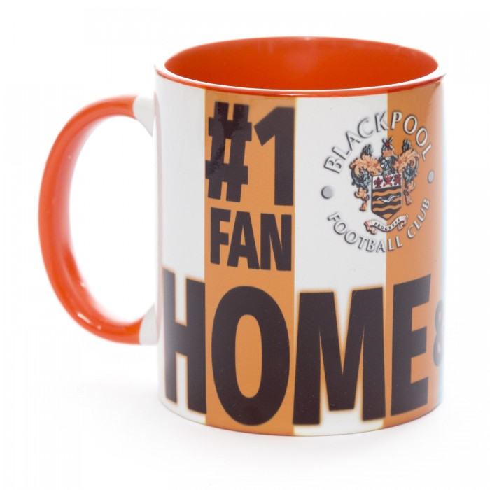 Home and Away Mug