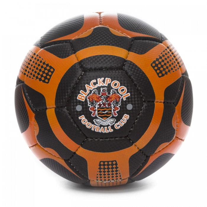 Black Soft Touch Size 5 Football