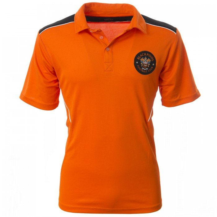 Volt Adult Polo Tangerine
