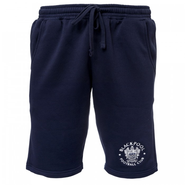 Adult Sweat Shorts Navy