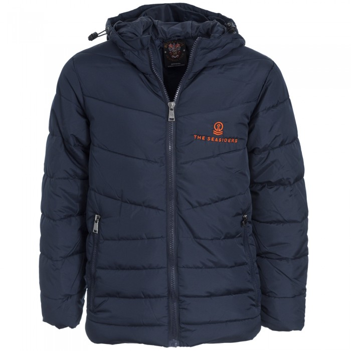 Adult Brompton Navy Coat