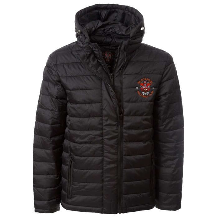 Adult Miller Black Coat
