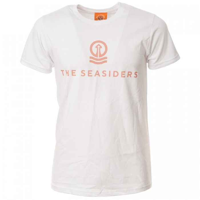 Seasider Tower T Shirt White