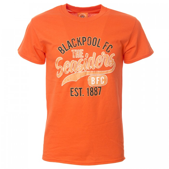 Super T Shirt Tangerine