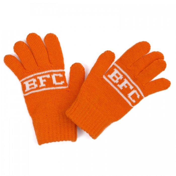 Junior Gloves Tangerine