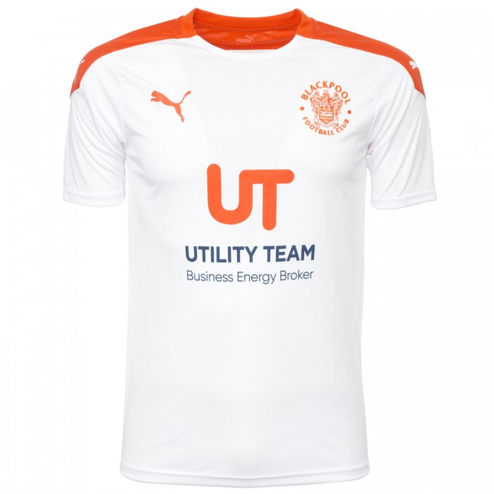 20-21 Adult Away Shirt